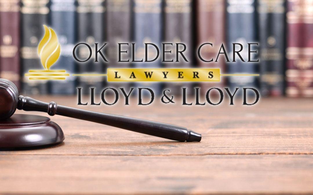 Lloyd & Lloyd Wins $1 Million Settlement in Nursing Home Case